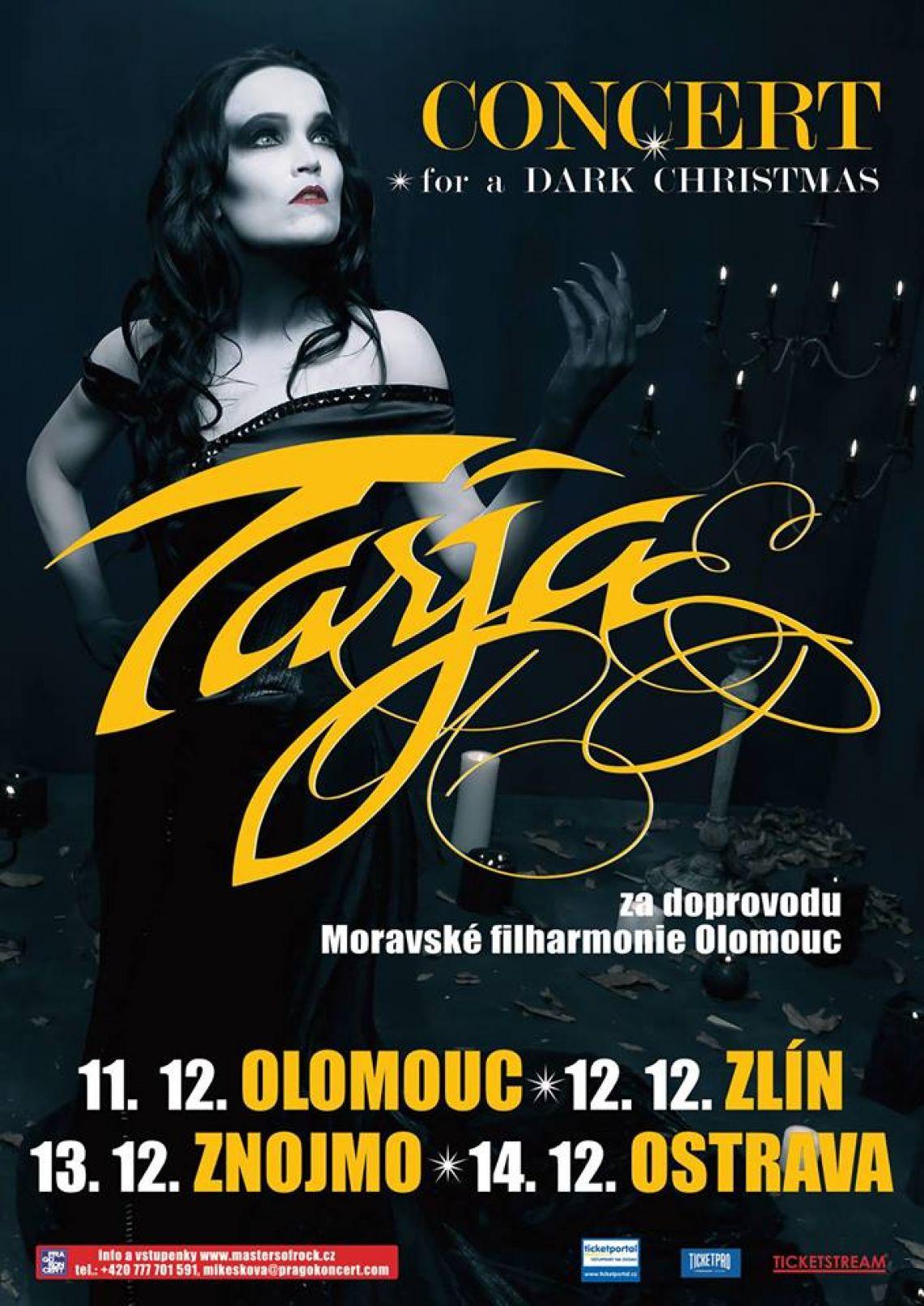 Concerts for a Dark Christmas - Znojmo - Městská Sportovní Hala